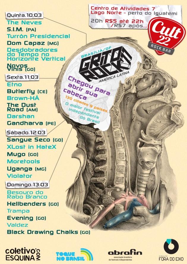 GRITO ROCK BRASÍLIA 2011