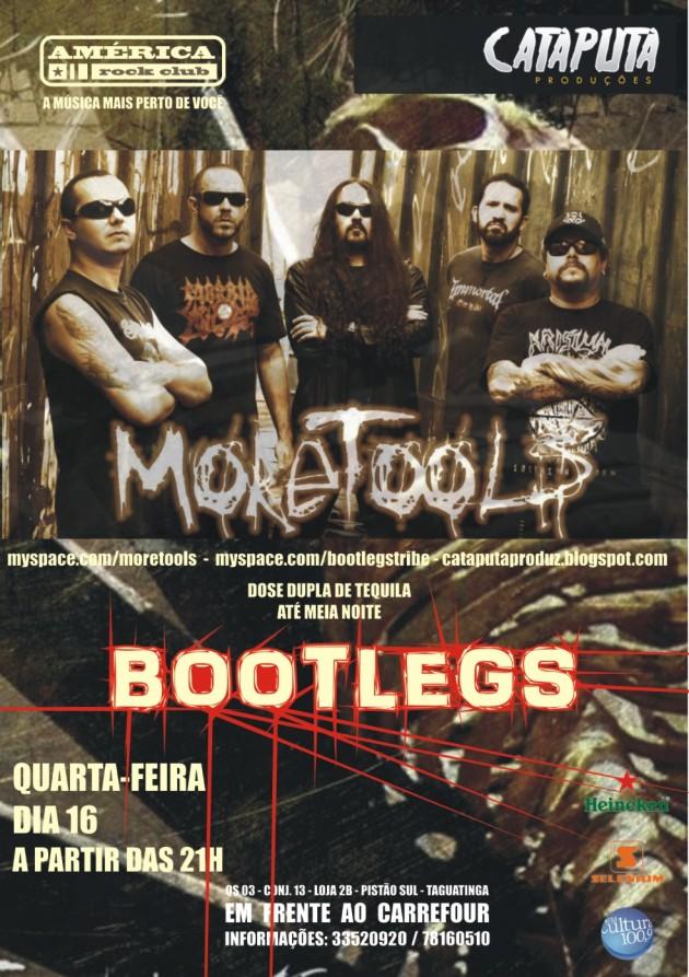 Moretools & Bootlegs