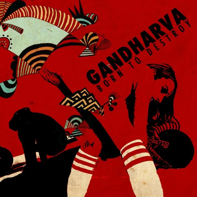"""ouça """"Born To Destroy"""" lançamento do Gandharva, que toca no Grito Rock Brasília em 11-03"""