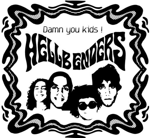 hellbenders no grito rock brasília 2011