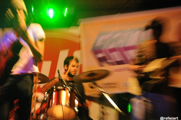 TURRÓN PRESIDENCIAL - grito rock brasília 2011 - @rafazart