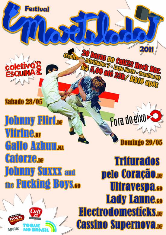 FESTIVAL MARTELADA 2011